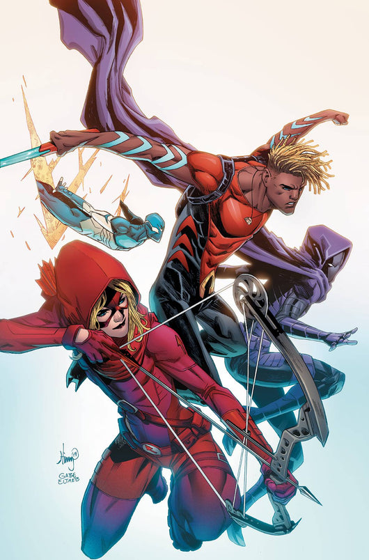 Young Justice Vol. 3 #14