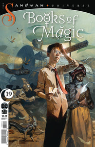 Books Of Magic Vol. 3 #19