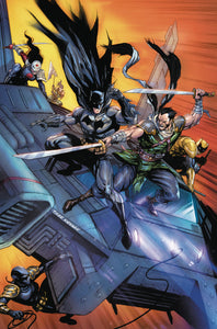 Batman And The Outsiders Vol. 3 #13