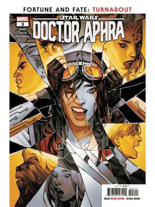 Star Wars: Doctor Aphra Vol. 2 #3