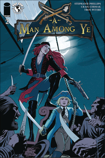 A Man Among Ye #2 - Black Dragon Comics