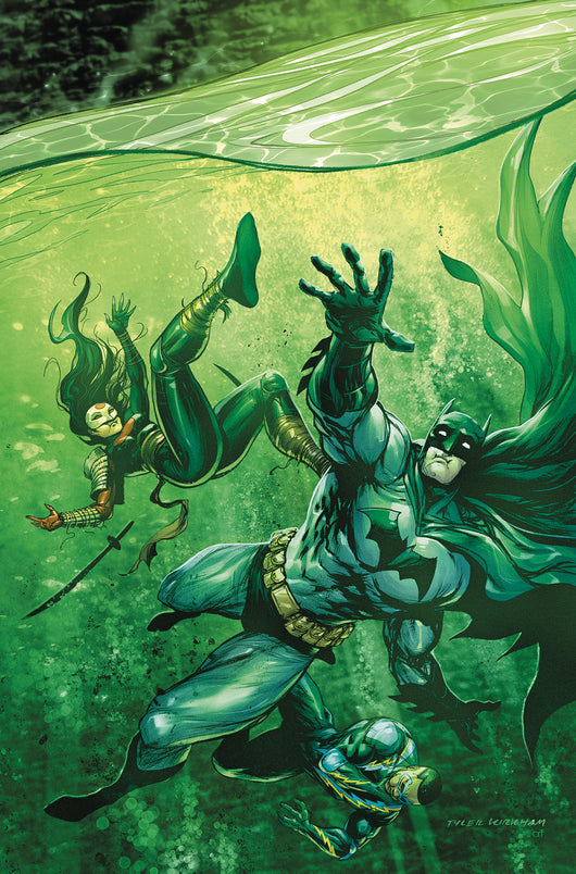 Batman And The Outsiders Vol. 3 #14
