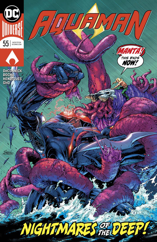 Aquaman Vol. 8 #55