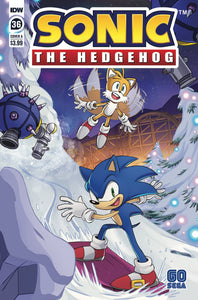 Sonic The Hedgehog Vol. 1 #36