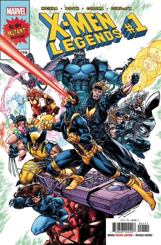 X-Men Legends Vol. 1 #1