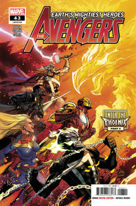 Avengers Vol. 8 Subscription