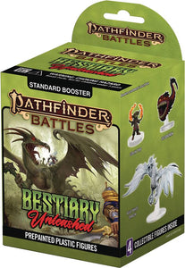 Pathfinder Battles Bestiary Unleashed 8ct Booster Brick (jan