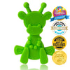 Little bamBAM Baby Teething Toy - Lime