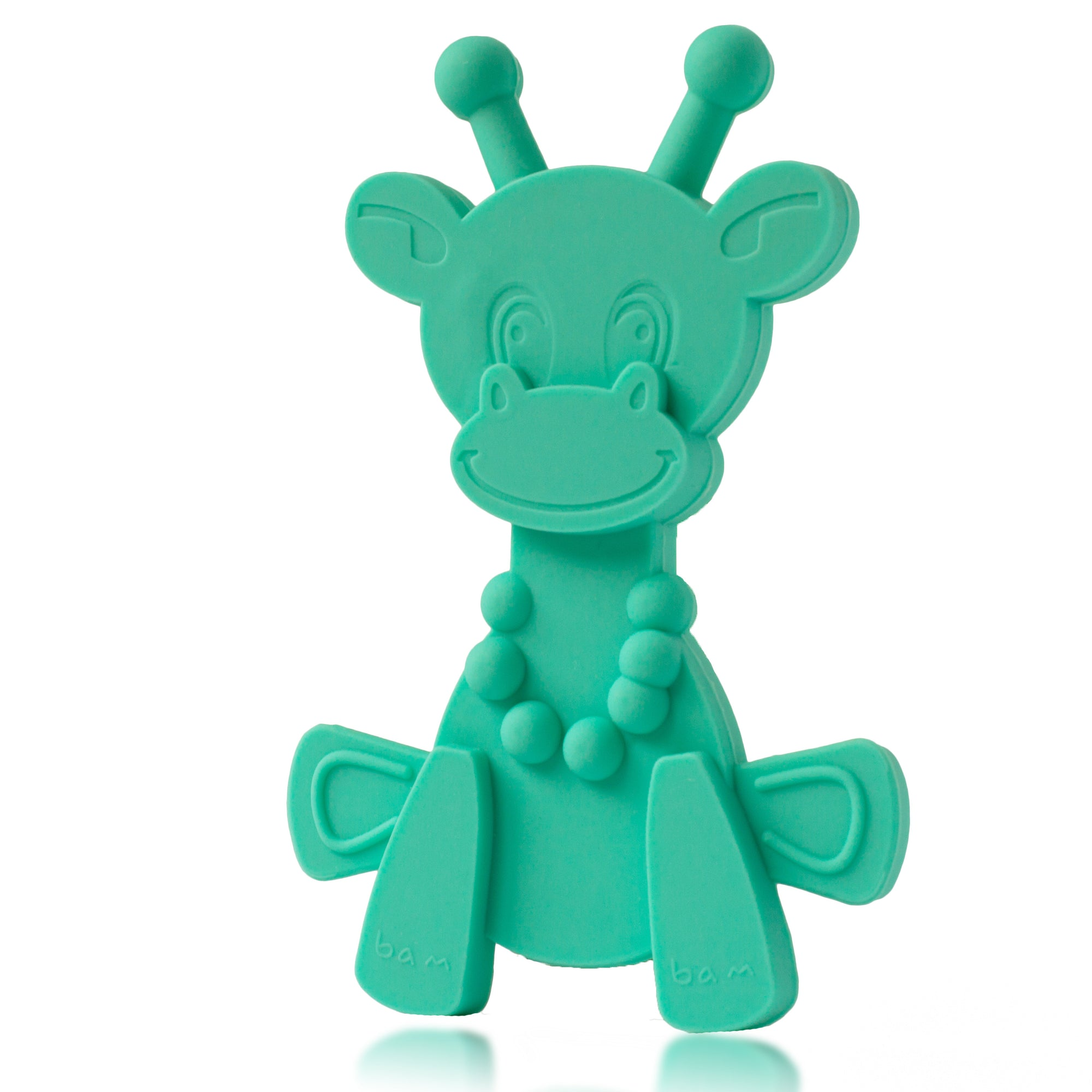 Little bamBAM Baby Teething Toy - Turquoise