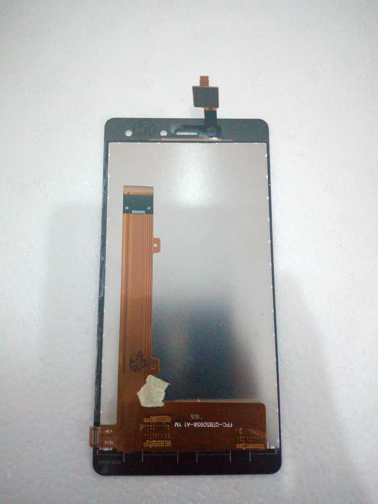 TECNO W3 LITE COMPLETE LCD SCREEN AND TOUCH REPLACEMENT ASSEMBLY