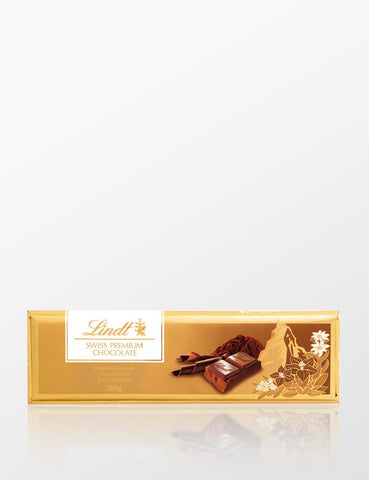 Lindt Gold Tablets Dark 300gm - Kirana - Online Shopping Nepal
