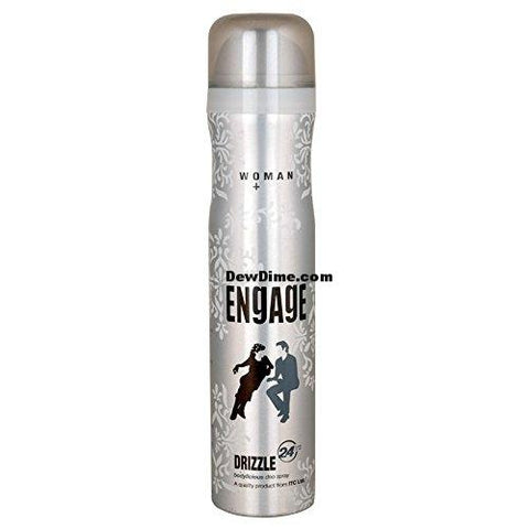 Engage New Metal Range for Women Drizzle 150ml - Kirana - Online Shopping Nepal