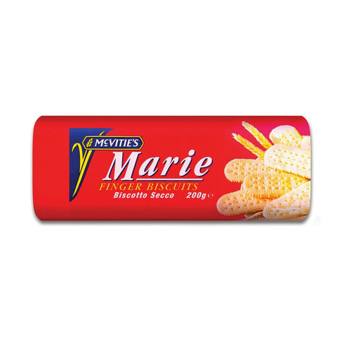 Mcvities Marie Finger Biscuits, 200gm