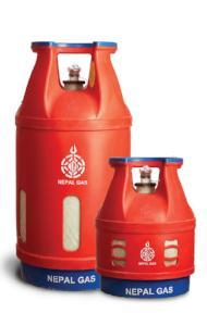 Composite Cylinder - Nepal Gas - 14.2 KG - Kirana - Online Shopping Nepal