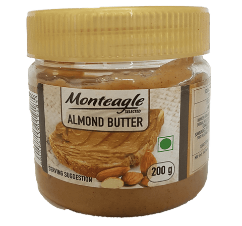 Monteagle Almond Butter Spread, 200gm