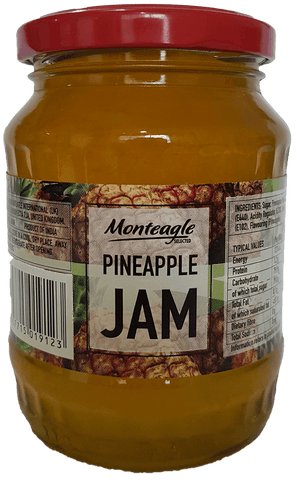 Monteagle Pineapple jam, 410gm