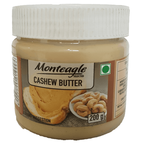 Monteagle Cashew Nut Butter, 200gm