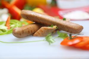 Onion & Cheese Chicken Sausage - Valley Cold Store - 500 gm