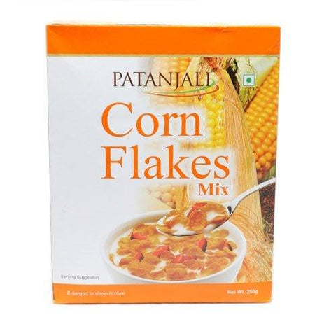 Patanjali Corn Flakes Mix, 250g - Kirana - Online Shopping Nepal