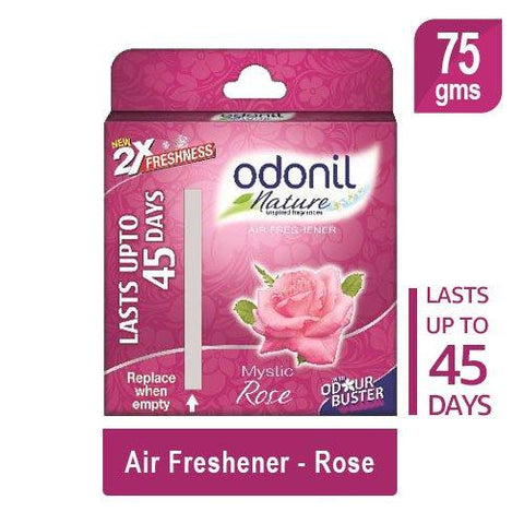 Odonil Nature Mix Air Freshener Rose 75gm