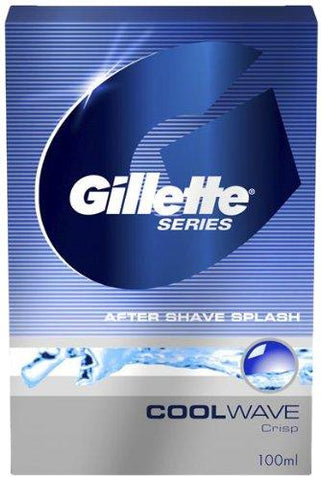 Gillette Series After Shave Splash CoolWave