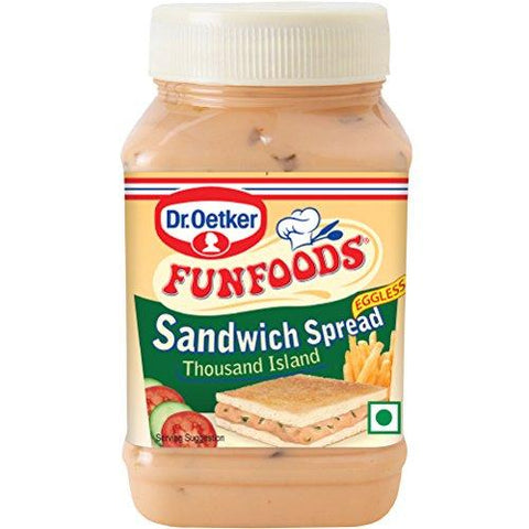 Funfoods Sandwich Spread Thousand Island-300gm