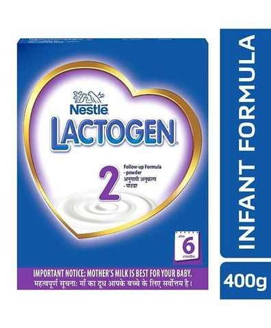 Nestle LACTOGEN-2, 400 GM