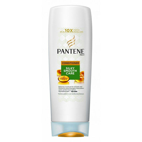 Pantene Smooth Silky Care Conditioner-165ml