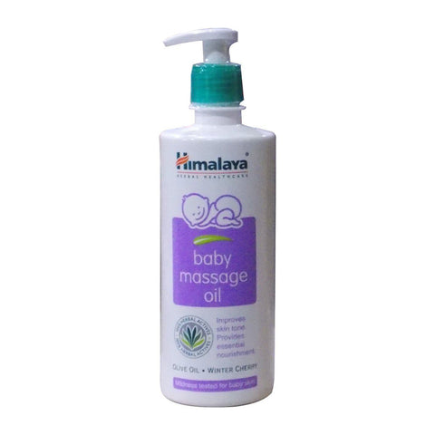 Himalaya Baby Massage Oil 500ml - Kirana - Online Shopping Nepal