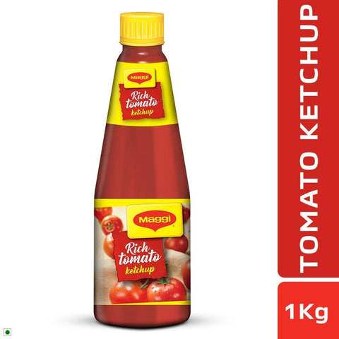 Maggi Rich Tomato Ketchup, 1kg (Rs.50 OFF)