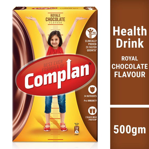 Complan Refill, Royale Chocolate, 500g