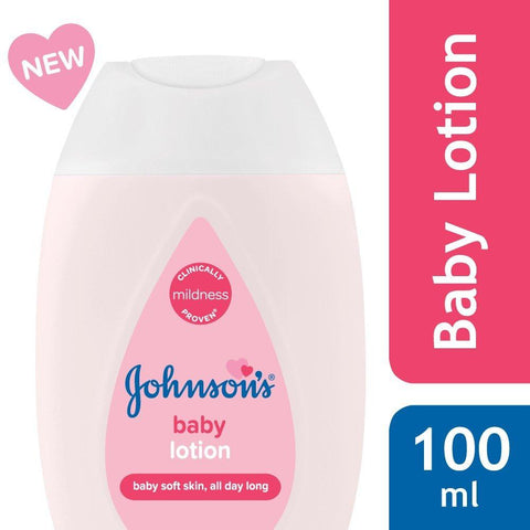 Johnson & Johnson Baby Lotion, 100ml