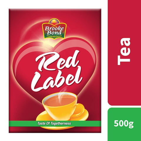 Brooke Bond Red Label Tea, 500g
