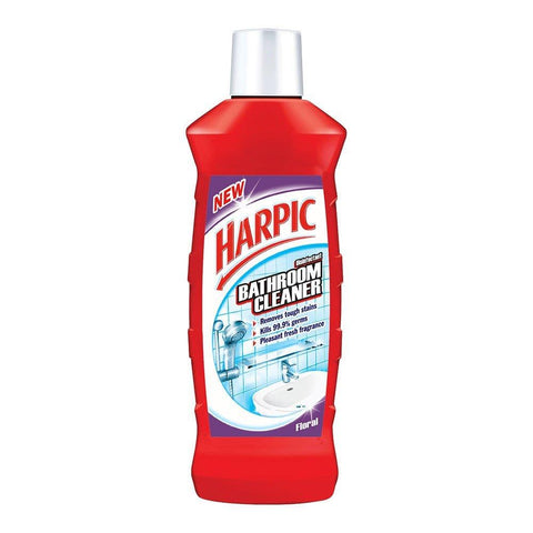 Harpic Bathroom Cleaner Floral 500ml - Kirana - Online Shopping Nepal