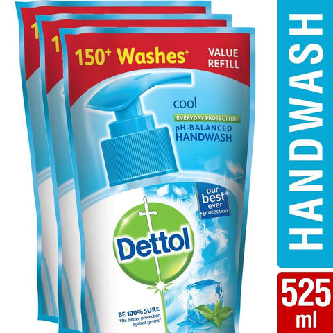 Dettol Cool Pouch ( Buy 2 Get 1 Free) - Kirana - Online Shopping Nepal