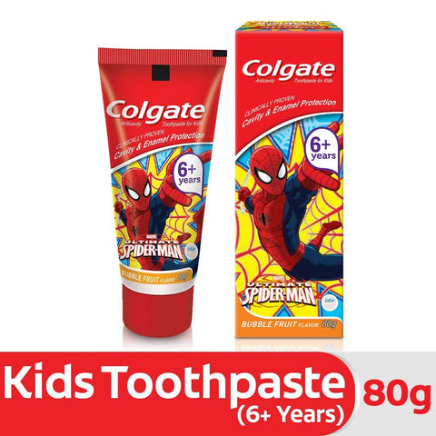 Colgate Kids Spiderman Paste 80gm