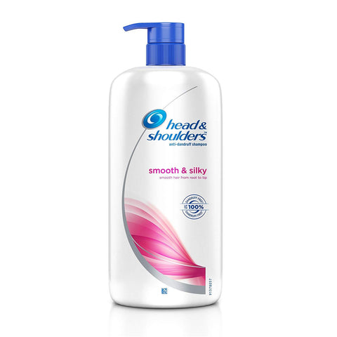 Head & Shoulder Smooth And Silky Shampoo 720ml