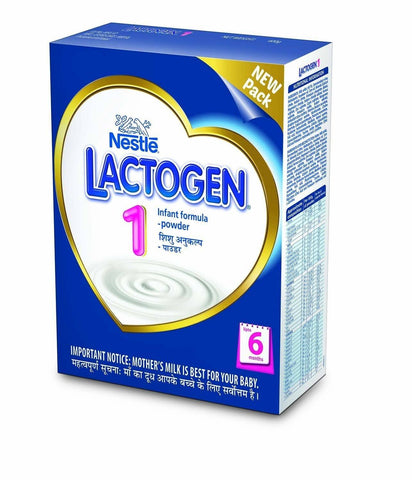 Nestle LACTOGEN-1 24x400 GM (BB) - Kirana - Online Shopping Nepal