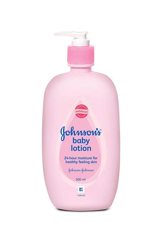 Johnson&Johnson BABY LOTION PINK Pump 500ml