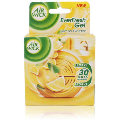 Air Wick Everfresh Gel  Lemon Garden - Kirana - Online Shopping Nepal