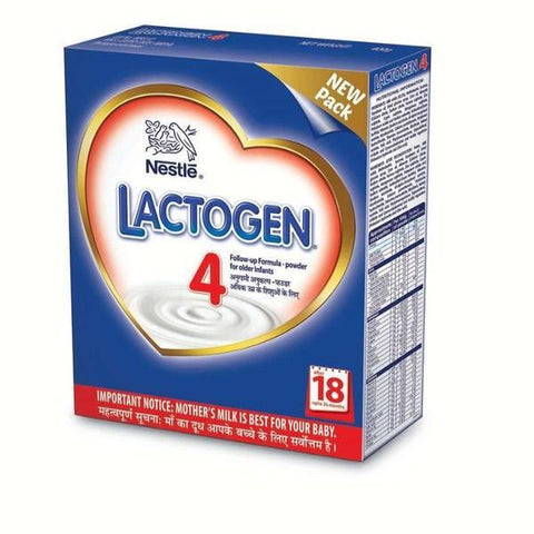 Nestle LACTOGEN-4, 400 GM