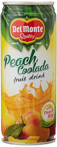 Del Monte Peach Coolada Juice 240ml - Kirana - Online Shopping Nepal
