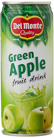 Del Monte Green Apple Juice 180ml - Kirana - Online Shopping Nepal