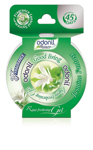Odonil Good Living Room Freshening Gel- Jasmine 75gm