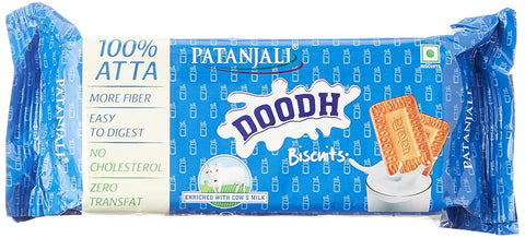Patanjali Doodh Biscuits, 100gm