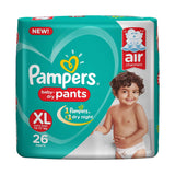 Pampers New Diapers Monthly Pack, Extra Large (52 Count)