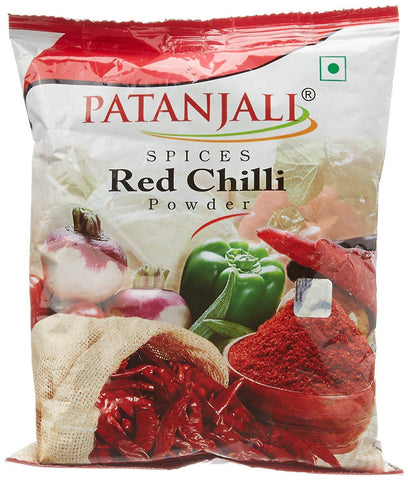 Patanjali Red Chilly Powder 200 gm - Kirana - Online Shopping Nepal