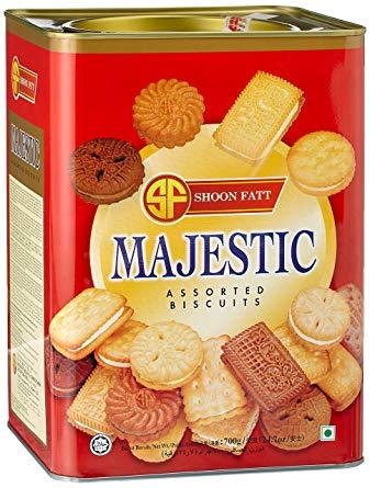 Shoon Fatt Majestic Assorted Biscuit, 700gm