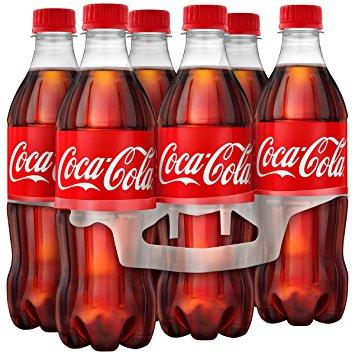 Coca-cola 500ml (Pack of 6) - Kirana - Online Shopping Nepal