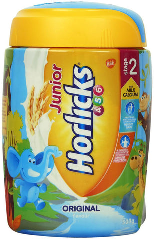Junior Horlicks Stage 2-500gm